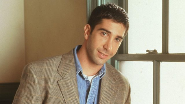 David Schwimmer - Ross Geller