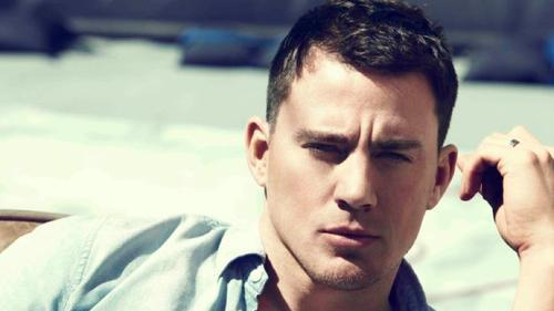 Channing Tatum, mint sellő?