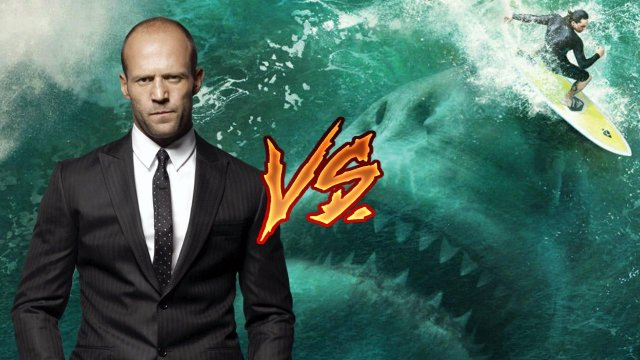 Traileren a Jason Statham vs. óriáscápa film!